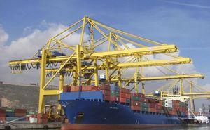 Hafenterminalausstattung
