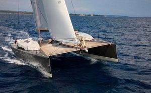 Multihull Segelboote