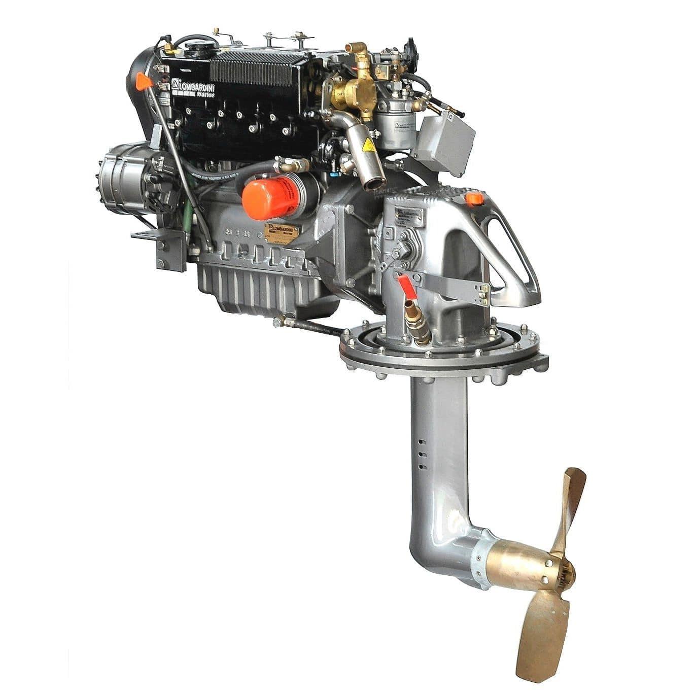 Freizeitschifffahrt Motor Innenbord Saildrive Diesel Lombardini Fuel Filter Atmosphrisch Ldw 1404 Sd