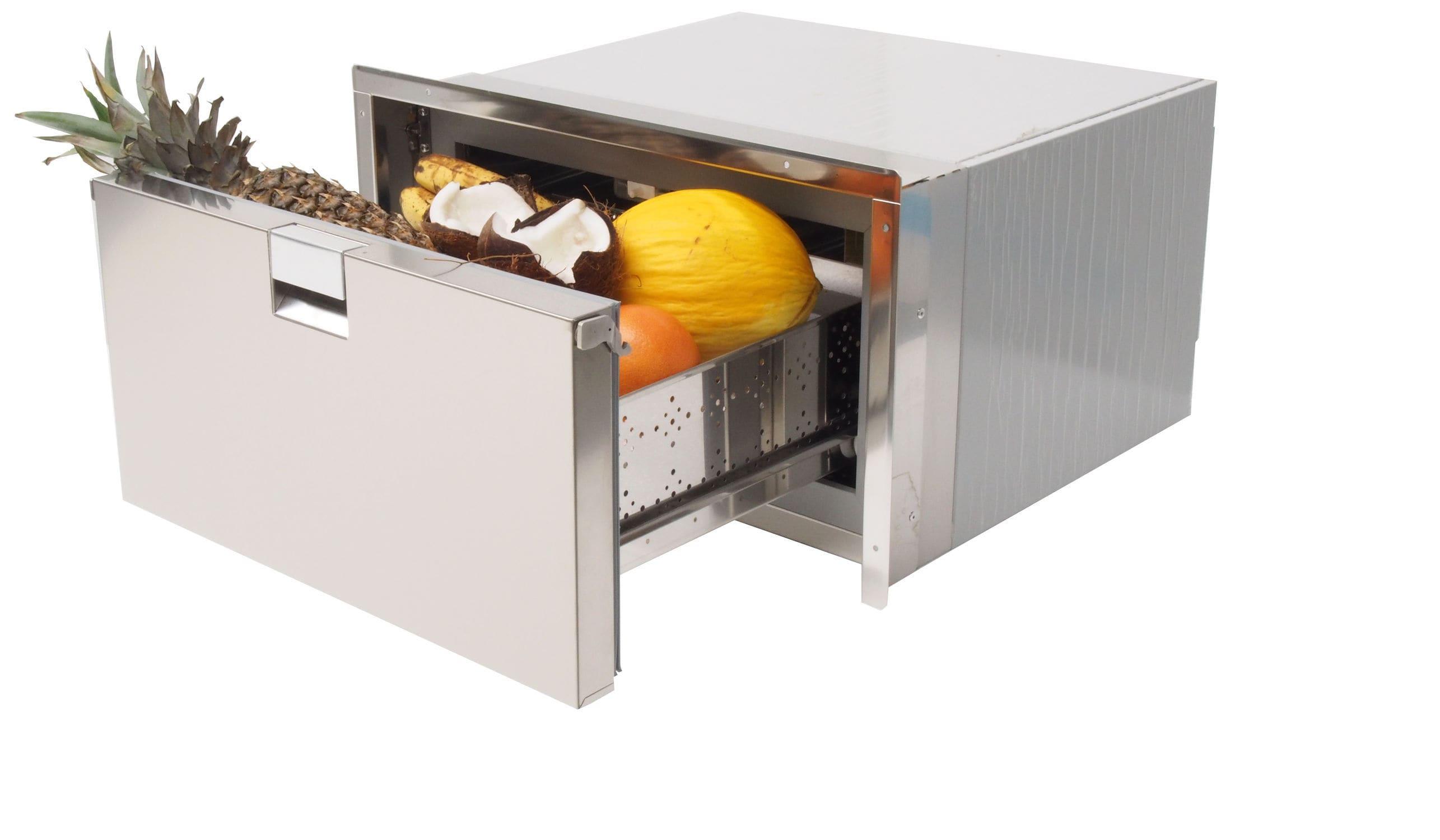 Kühlschrank für boote für yachten edelstahl kompressor