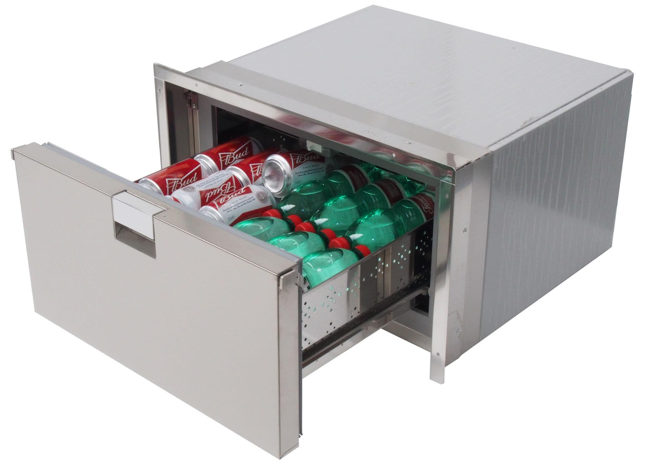 Kühlschrank Schublade : Kühlschrank für boote für yachten edelstahl kompressor fc