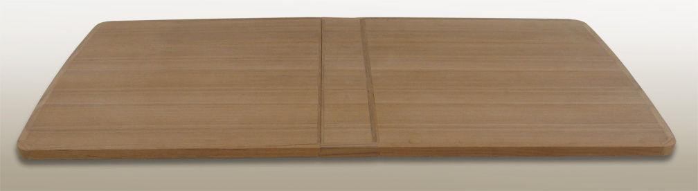Teakholztischplatte - Piani tavolo in teak su misura - Valdenassi