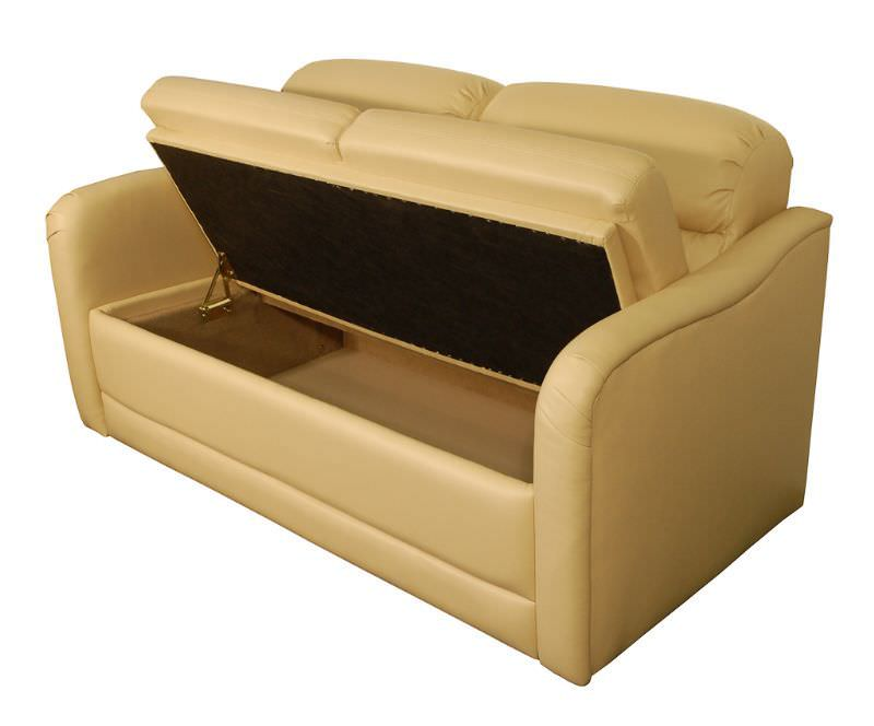 Sofa Für Yachten / Mit Stauraum Classic 60SB Glastop Inc. Design Ideas
