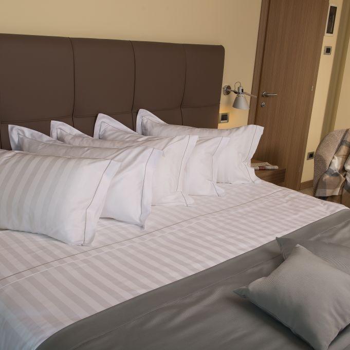 Bettwäsche Nach Maß Cotton Striped Sateen Capitani Luxury On Board