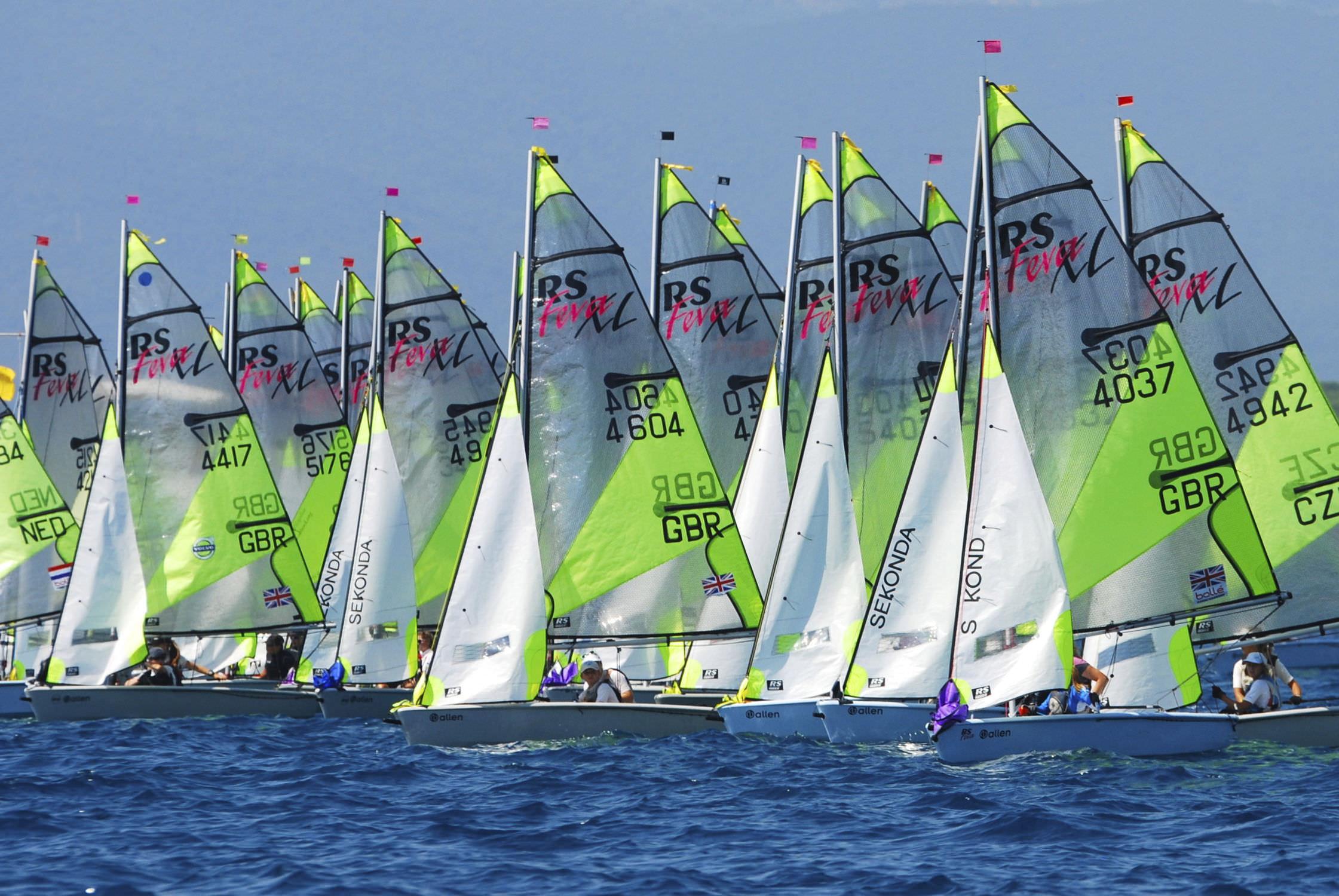 aero rund regatta