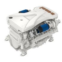 Freizeitschifffahrt-Motor / für Berufsboot / Innenbord / Diesel