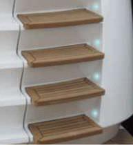 Servicelampe / für den Außenbereich / für Boote / für Treppen