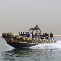 Innenborder-Schlauchboot / Jetantrieb / RHIB / Hard-top