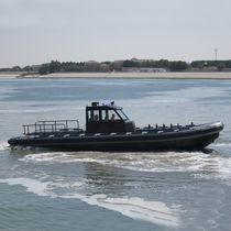 Festrumpf-Schlauchboot Militärboot