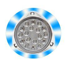 Unterwasserbeleuchtung für Boote / LED / für Oberflächenmontage / mehrfarbig