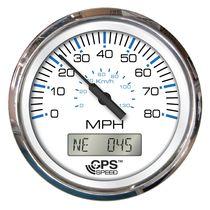 Geschwindigkeitsmesser für Boote / digital / analog