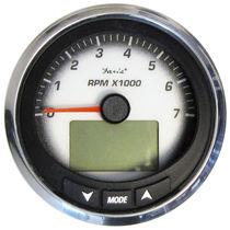 Standanzeige für Boote / Geschwindigkeit / digital / analog