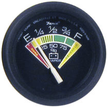 Standanzeige für Boote / Niveau / analog / für Batterie