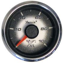 Standanzeige für Boote / Öldruck / analog / für Motoren