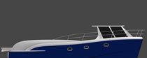 Taucher Support Boot / Innenborder