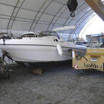 Wartungsgarage für Boote / für Reparaturen