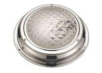 Lampe für Boote / LED / für Wandmontage / Messing