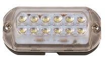 Unterwasserbeleuchtung für Boote / LED / für Oberflächenmontage