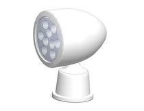 Deckscheinwerfer / für Boote / LED / ferngesteuert