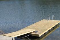 Gangways für Stege / Holz