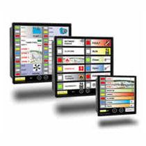 Anzeigetafel für Schiffe / für Yachten / Alarm / für Systeme
