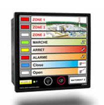 Überwachungs- und Bedientafel / für Schiffe / für Yachten / Alarm