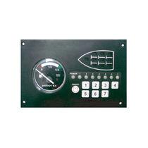 Anzeigetafel für Boote / Niveau / analog / für Wassertanks