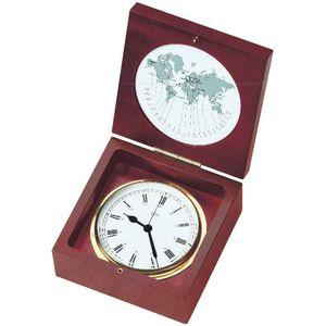 messinguhr wempe chronometerwerke mit wecker
