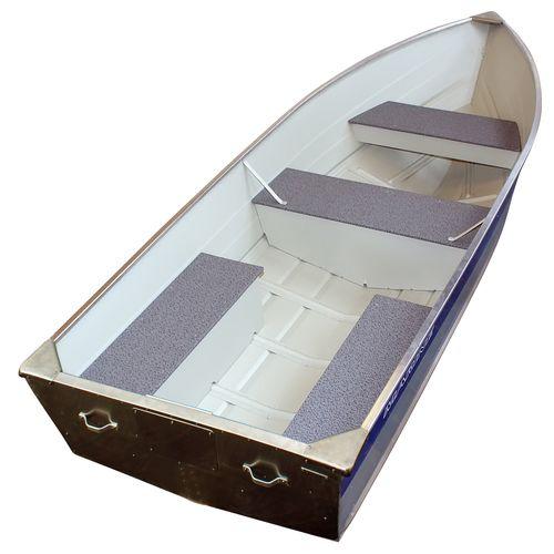 Bay-Boat / Außenbord / Sportfischer / Aluminium / max. 6 Personen