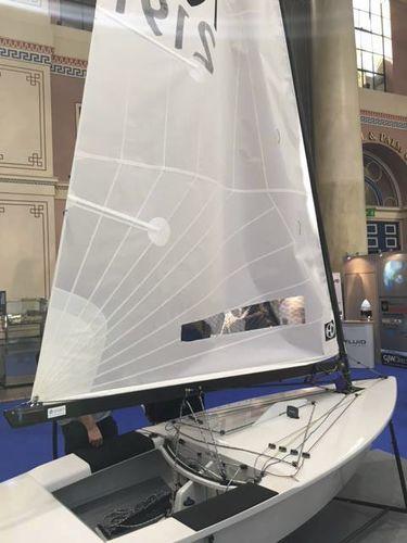 Einhandjolle / Regatta / Catboat