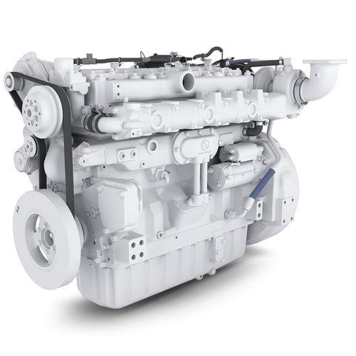 Motor für Berufsboot / Innenbord / zur Unterstützung / Diesel