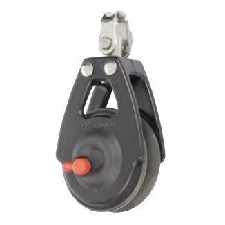 Ratschblock / Einzel / mit Drehgelenk / max. Tau 12 mm