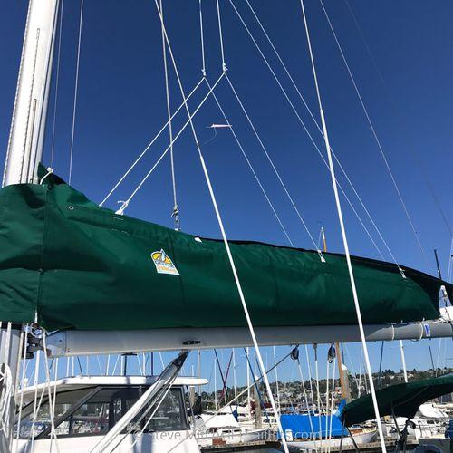 Schutzhülle / für Segelboote / für Segel