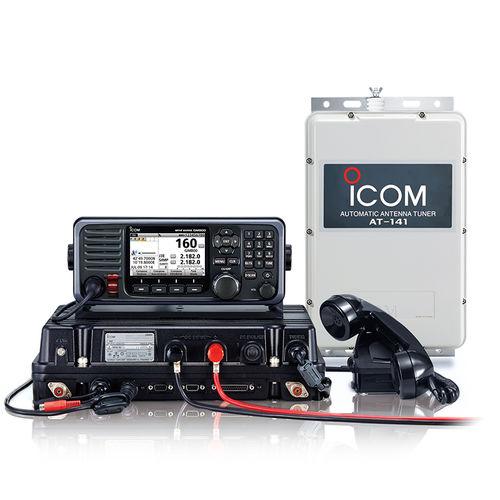 Funkgerät für Boot / festinstalliert / VHF / HF