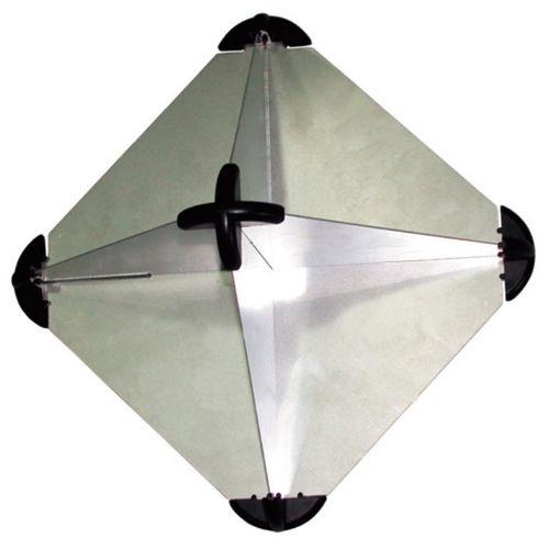 Radarreflektor für Boote / Achtflächiger