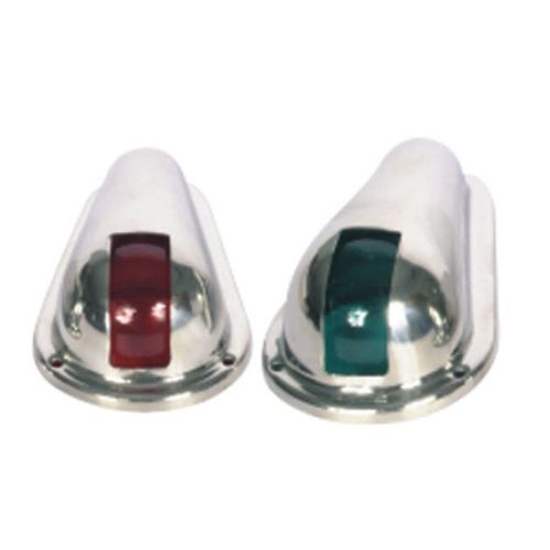 Navigation Leuchte / für Boote / Glühlampen / rot / grün