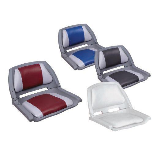 Steuermannsitz / zur Anwendung auf Booten / klappbare / umklappbare Rückenlehne