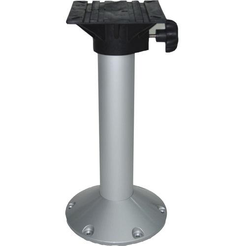 Untergestell für Steuermannstühle / für Boote / feststehend / Aluminium