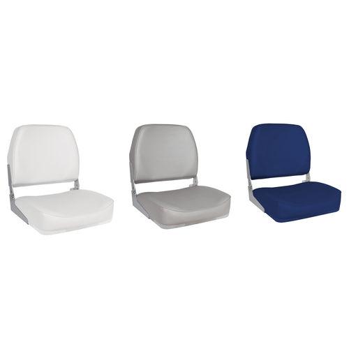 Steuermannsitz / für Boote / klappbare / 1 Platz
