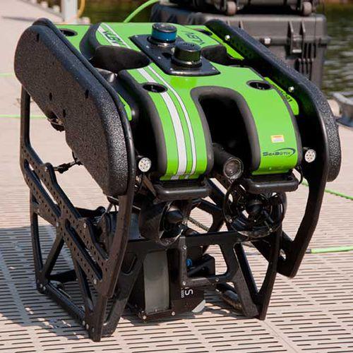 ROV-Sonar / Mehrstrahl / 3D