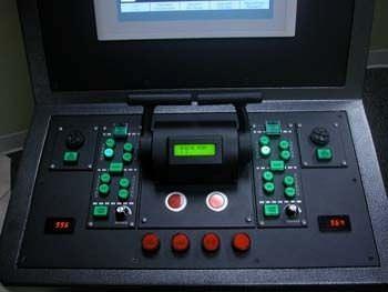 Maschinentelegraf für Schiffe
