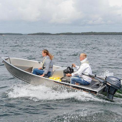 Offenes Boot / Außenbord / Seitenkonsole / Sport / Aluminium