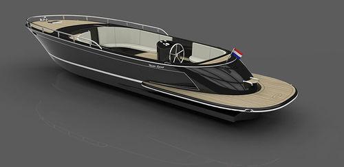 Innenborder-Konsolenboot / elektrisch / Diesel / hybrid
