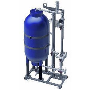 Wasserfilter / zur Anwendung auf Booten / für Umkehrosmose-Entsalzungsanlage
