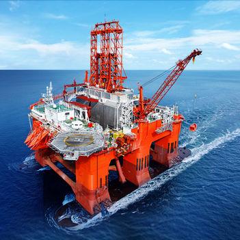 Offshore Service Schiff / Bohrinselversorgungsschiff PSV / Katamaran
