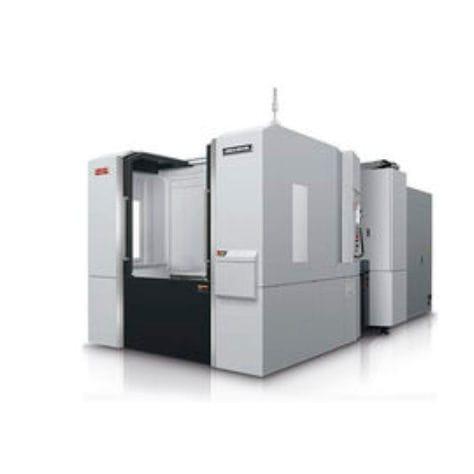 4-Achs-Bearbeitungszentrum / horizontal / für Verbundstoffe / Hochgeschwindigkeit