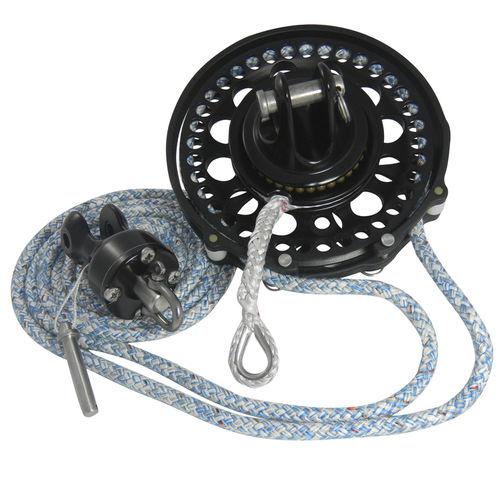 Rollreffanlage für Segelboote / Spinnaker