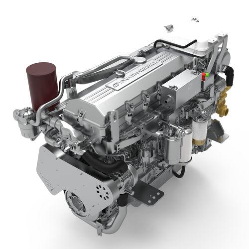 Motor für Berufsboot / Innenbord / Diesel