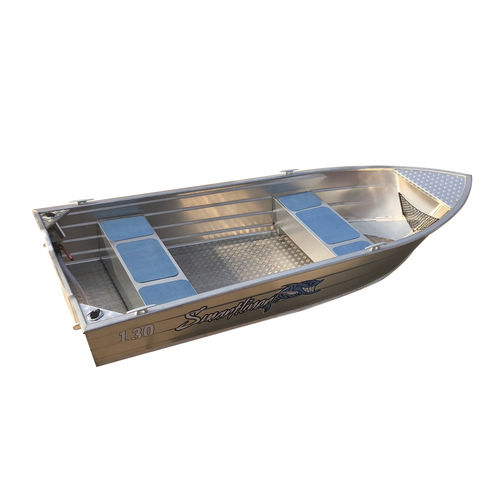 Offenes Boot / Aluminium / Außenbord / Open / Mittelkonsole