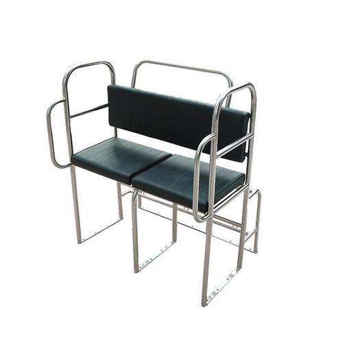 Sitz für Passagierschiffe / mit Armlehnen / 2 Plätze
